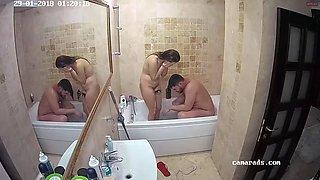 my hot girl make shower reallifecam voyeur