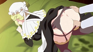 Victorian Maid Maria no Houshi Episode 1