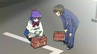 Hatsu inu: a strange kind of woman episode 01