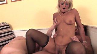 Incredible pornstar in exotic bbw, mature adult movie