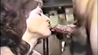 Vintage Class B - Oral Creampie Compilation
