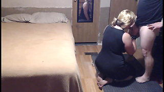 so mother is submissive
