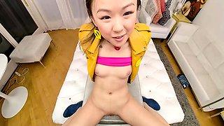 Fuck Petite Asian Lulu Chu As JUBILEE