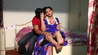 indian Aunty First Night Scenes - soles