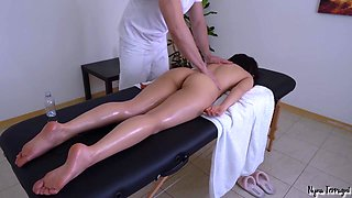 Why Mom Didnt Want Me To Have A Full Body Massage From Her Masseur