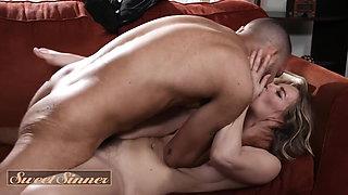 Quinton James and Aila Donovan Had Nice Romantic Sex
