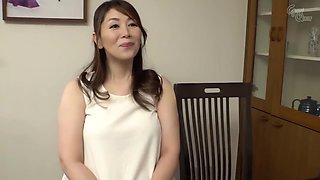 GVH-119 Son-in-law Aiming For Too Obscene Big Tits Of Mother-in-law