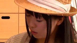 Exotic Japanese slut in Horny Girlfriend, Casting JAV video