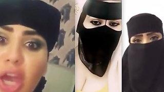 Niqab Stupid Chattering Women