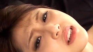 Fabulous Japanese model Rino Mizusawa in Hottest Fetish, Fucking Machines JAV movie