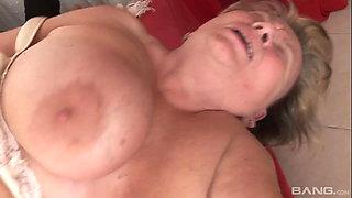 Grandma's Monster Tits 2