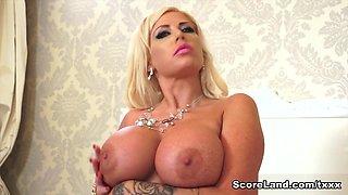 Brit Sex Doll - Tia Clegg - Scoreland