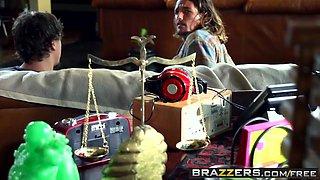 Brazzers - Mommy Got Boobs - Diamond Foxxx Tyler Nixon - Cum