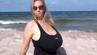 Beach and milk shakes