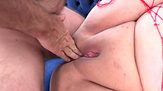Hot n sexy BBWs enjoy their chubby pussies getting drilled by thick and stiff cocks