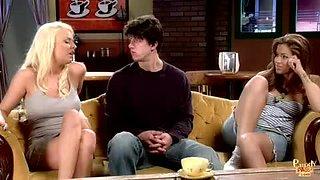 Ross Geller Fucks Two Of Her Favorite Friends