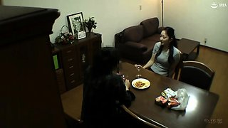 Cheating Asian wife having sex with her lover on hidden cam