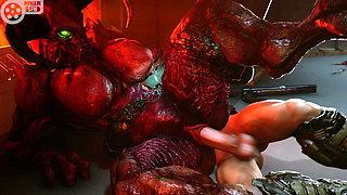 Doom Baron Of Hell Balls