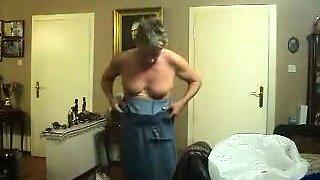 Horny dressed,full slut