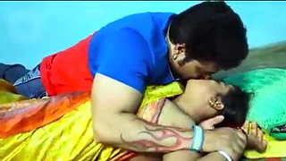 Indian wife Radhika has sex with her friend after the marriage