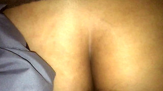 Fucking my sleeping girlfriend