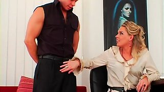 sultry mistress dominates dude bdsm film 4