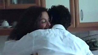 Son conquers mom, homemade amateur video