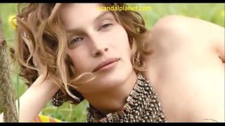 Laetitia Casta Nude Scene In Born In 68 ScandalPlanet.Com