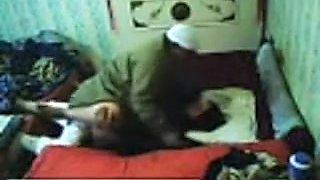 Pakistani Most Awaited Scandal Hafiz Mamu And Saina Begam Caught By Rashid Cam