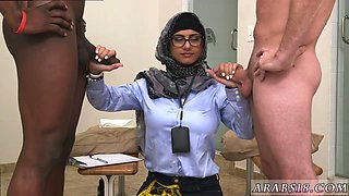French arab car first time Black vs White My Ultimate Dick Challenge