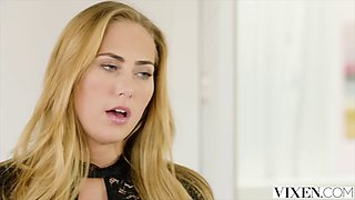 vixen hot carter cruise allows your boss do what you want