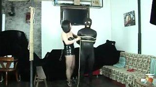 crossdresser bondage