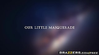 Brazzers - Real Wife Stories - Peta Jensen and Danny D - Our Little Masquerade
