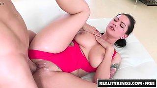 Busty pool slut katrina jade wants some cock reality kings