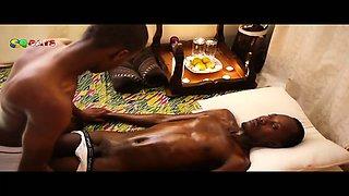 African Oil Massage