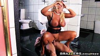 Brazzers - Milfs Like it Big - Alura Jenson J
