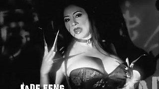 Jade Feng Big Tit Gloryhole