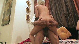 Teen cream pie compilation part 1 first time Brave arab dolls with hijab attempt foursome