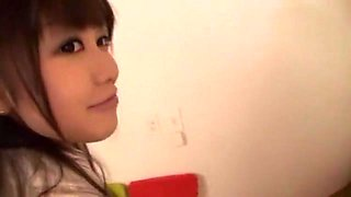Incredible Japanese whore Yuu Shinoda in Amazing Blowjob/Fera, POV JAV scene