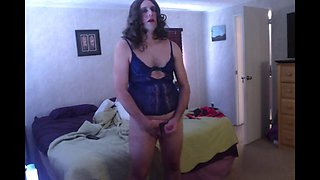 Sissy Slut Can't Stay Away From Crossdressing