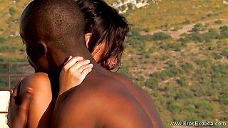 Hot Outdoor Sex Get Away Of A Couple
