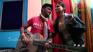 Indian surekha housewife romance with her husband