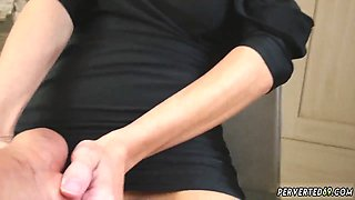 Mom companions daughter maid and  step have fun first time Jane Doux in When Father Is