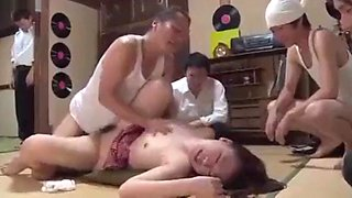 japanese mom gangbanged by son friends FOR FULL HERE : https://bit.ly/2vc8pXk