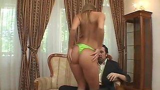 Crazy pornstar Jennifer Stone in amazing anal, creampie sex scene