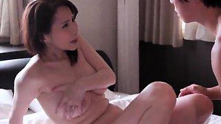 Asian MILF Banged Japanese