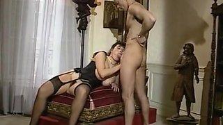 Horny amateur MILFs, Vintage porn video