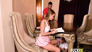 Jill Kassidy Her Sneaking Around Her Brother