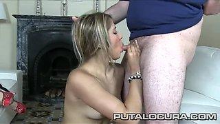 Cum dump swallow 2