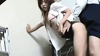 Shoplifting School girls Voyeur Movie